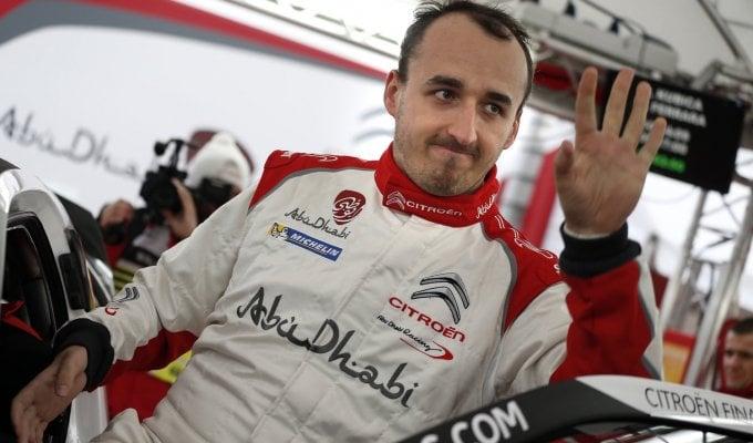 F1: Kubica torna su una monoposto, farà i test con la Renault