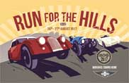Run For The Hills, due giorni all'insegna della Morgan