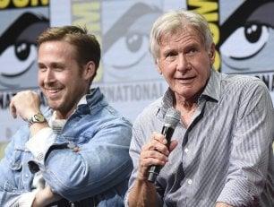 """'Blade Runner 2049', Ford: """"Umano o replicante, non importa"""""""