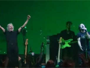 Roger Waters e Eddie Vedder, duetto stellare a Chicago