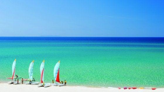 Settembre in Sardegna per gli appassionati di surf