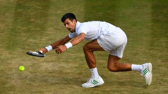 """Tennis, Djokovic salta gli US Open: """"Stop di almeno 6 settimane"""""""