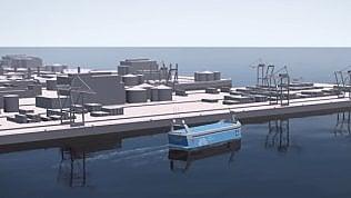 Norvegia: ecco la 'Tesla dei mari',la nave cargo che si guida da sola