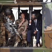 L'esodo dei migranti dal Niger all'Italia. E i militari francesi fanno finta di nulla