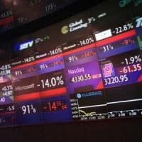 Mercati positivi in attesa della Fed, l'euro vola