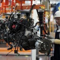 Istat, balzano fatturato e ordinativi dell'industria a maggio