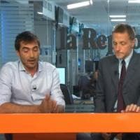 """Fratoianni a Repubblica Tv: """"La sinistra è divisa, ma con il Pd non si può governare"""""""