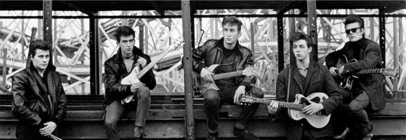 Astrid Kirchherr, Amburgo e le origini dei Beatles  · foto   · video