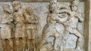 Pompei, la tomba del 'principe' ritrovata durante gli scavi