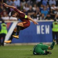 La Roma batte il Tottenham: il film della partita