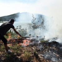 Francia, incubo incendi in Costa Azzurra