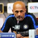 """Spalletti avverte i suoi  """"Champions è obbligatoria''"""