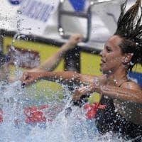 Fantastica Pellegrini: è oro nei 200 stile libero