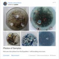 C'è un'altra isola di plastica nel Pacifico del Sud: è grande otto volte