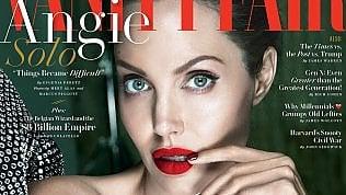 """Angelina Jolie rompe silenzio dopo il divorzio: """"Agopuntura mi ha salvato da paresi facciale"""""""