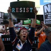 No ai transgender nell'esercito: proteste da San Francisco a New York