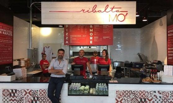 """""""Cuciniamo come se fossimo a Napoli"""": Ribalta Mo', la pizza conquista Madison Square Garden"""