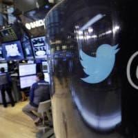Twitter allarga le perdite, il titolo crolla in Borsa
