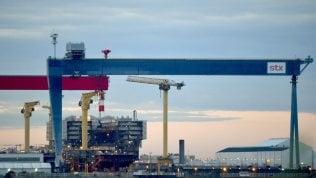 """Caso Stx, stop di Parigi: """"I cantieri per ora diventano dello Stato"""".Fincantieri giù in Borsa"""