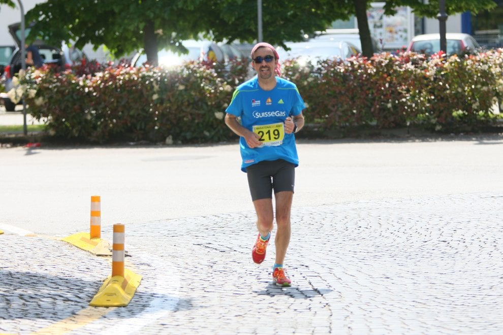 La maratona di Massimo