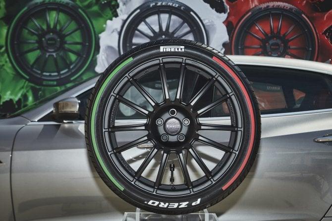 Idea Pirelli: gli ambasciatori italiani viaggeranno con il tricolore sulle gomme