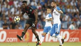 Per un posto in Europa Leaguediretta Craiova-Milan 0-1