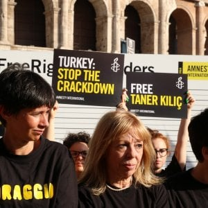 Amnesty International oltraggiata in Turchia: la denuncia alla politica internazionale