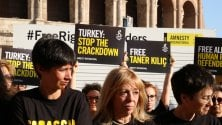 Amnesty International oltraggiata in Turchia