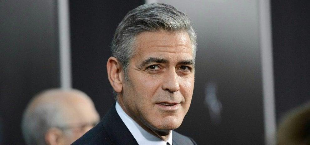 Bellezza greca, Clooney è l'esempio perfetto