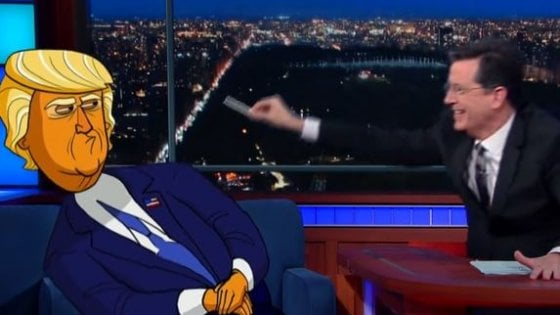 Donald Trump, in arrivo un cartoon ispirato alle avventure del presidente Usa
