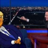 Donald Trump, in arrivo un cartoon ispirato alle avventure del presidente