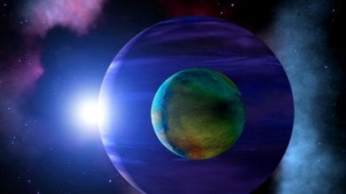 "Scoperta la prima ""esoluna"":  si trova a 4mila anni luce da noi"