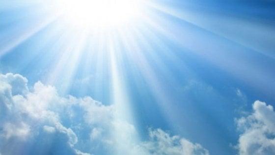 Meteo, weekend con tanto sole. E agosto si apre con temperature infuocate