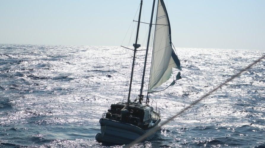 Storia del naufrago smemorato che si perde negli oceani