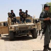 Afghanistan, nuovo contingente di soldati italiani e americani a Farah