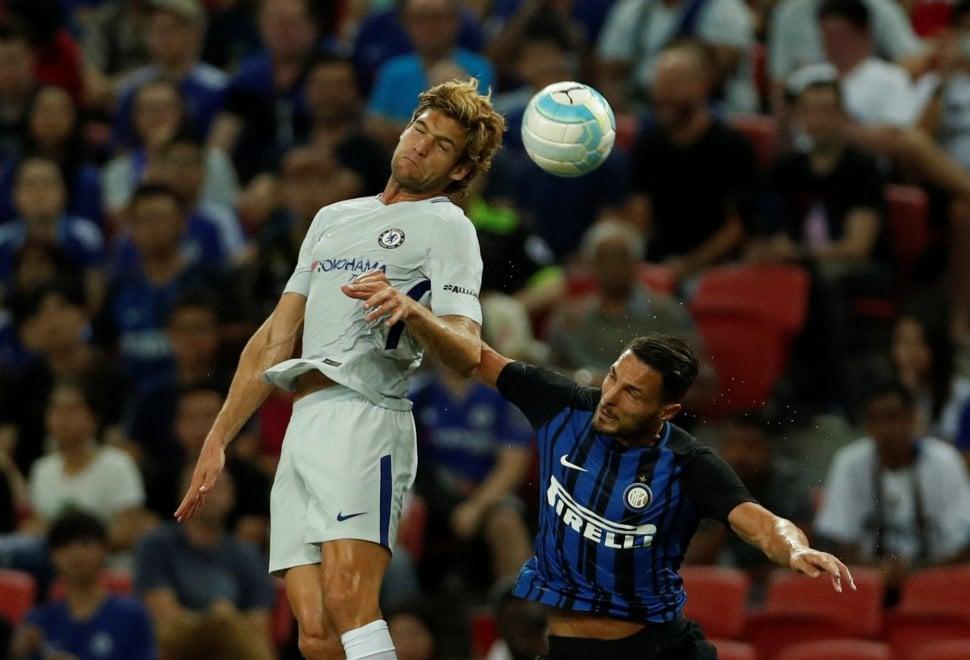 Inter-Chelsea 2-1, il film della partita