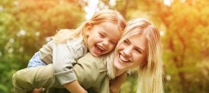 Volete essere veramente felici?  Cercate di essere più altruisti      Foto : il segreto della felicità    di MARTA MUSSO