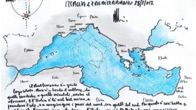 """L'invito di Renzo Piano: """"Ragazzi, aggiungete l'Italia come vi piace"""""""