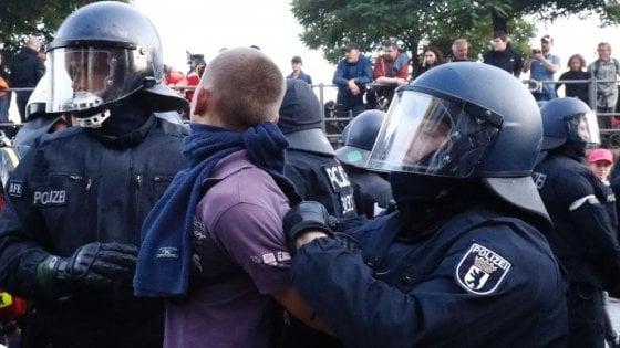 Amburgo, ancora in carcere sei italiani arrestati durante il G20
