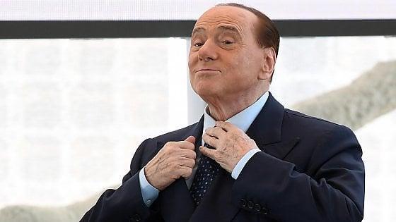 """Berlusconi: """"Ho ritrovato l'energia, non mi faccio da parte proprio ora"""""""