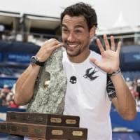 Tennis, Fognini trionfa a Gstaad: ''Una vittoria speciale''