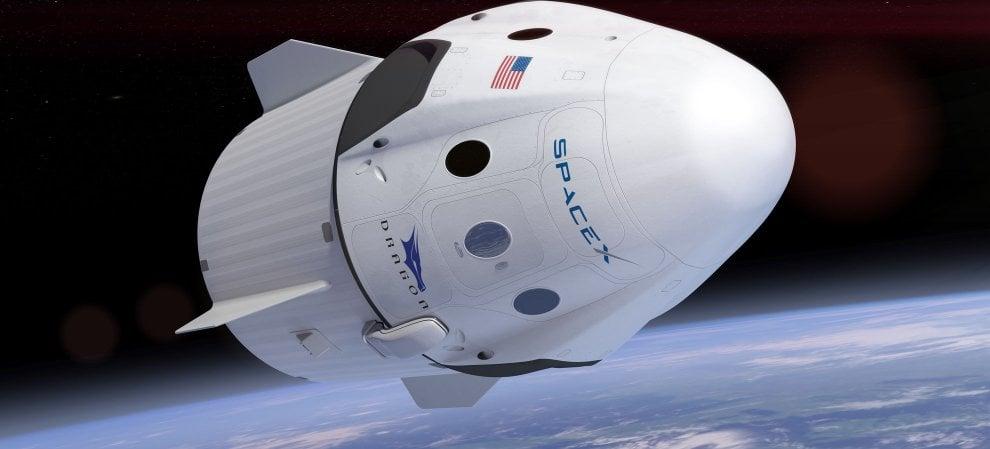 Space X, a novembre il primo test del razzo per Marte
