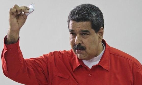 Venezuela al voto per la Costituente: almeno 10 morti negli scontri