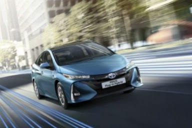 Toyota Prius regina delle ibride