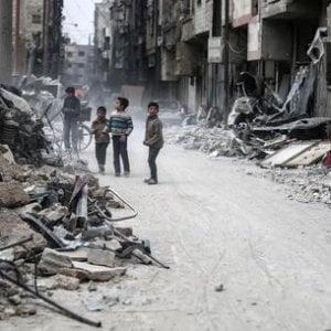 Siria, dove si dà assistenza sanitaria ai feriti nella guerra a Raqqa