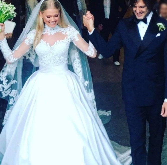 Matrimonio In Italiano : Matrimonio italiano per langelo di victorias secret: costiera