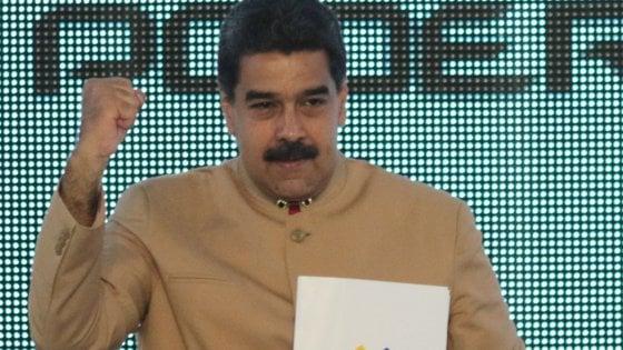 """Venezuela, prelevati in casa due leader di opposizione. Le famiglie: """"Maduro responsabile della loro incolumità"""""""