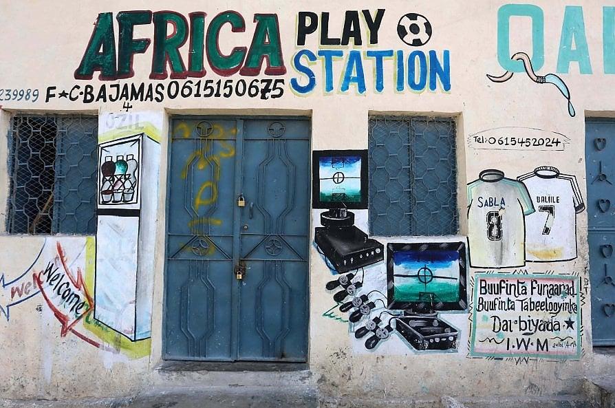 La speranza a colori di Mogadiscio