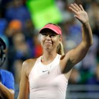 Tennis, Stanford: rientro vincente per la Sharapova. Errani avanti a Washington