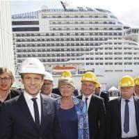 Stx, ecco perché Italia e Francia litigano sui maxi-cantieri
